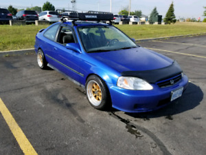 WANTED Honda Civic Stock Suspension Strut assembly WANTED
