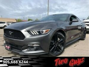 2015 Ford Mustang Ecoboost Fastback New Tires
