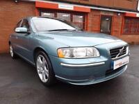 2007 07 VOLVO S60 2.4 D SE 4D AUTO 161 BHP DIESEL