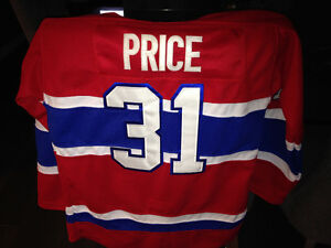 Carey Price Hockey Jersey