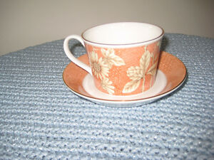 Wedgewood Teacup and Saucer Sets