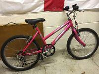 "Girls Raleigh Kobo bicycle 20"""