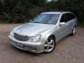 2006 Mercedes-Benz C Class 2.1 C220 CDI Avantgarde SE 5dr