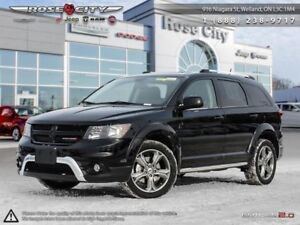 2018 Dodge Journey Crossroad AWD  - Navigation