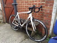 Trek Emonda carbon road bike 56cm