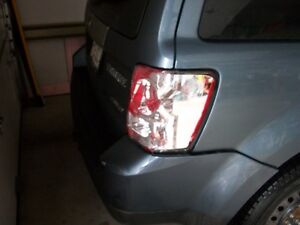 Tail Light for a Mazda Tribute 2011 Passenger side