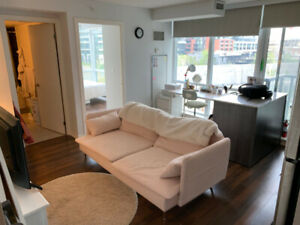 Amazing and Perfectly Located 1 Bedroom on King West w/ Parking!
