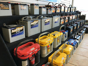 BATTERIES! We have them!