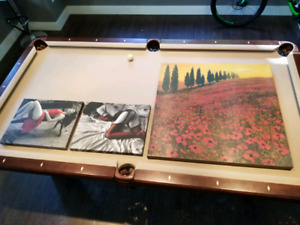 Pictures, paintings, canvas artwork for your home
