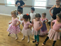 8 Week Dance - Ages 3-6