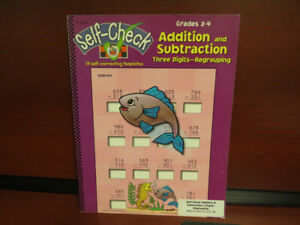 Addition and Subtraction Self check