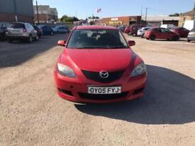 Mazda Mazda3 1.6D TS 5 DOOR - 2005 05-REG - 10 MONTHS MOT
