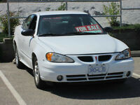 Pontiac Grand Am Sedan 2004