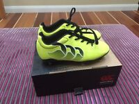 Kids Canterbury Rugby Football Boots