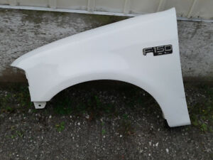 Fenders ,mirrors,hood and back glass  Ford F150 also rear axle