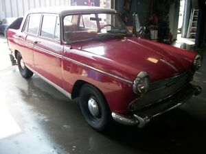 1963 Austin Cambridge