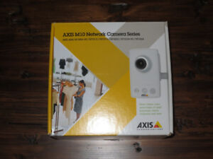 Axis M1034-W network camera. Never used.