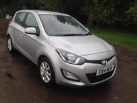 HYUNDAI i20 1.2 5 DOOR ACTIVE 2 OWNERS FULL SERVICE HISTORY