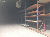 Redirack Racking (Up rights, cross bars centre Supports )