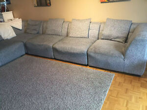 Sectional Couch - Sofa