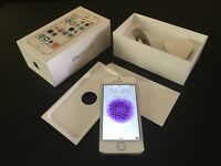 iPhone 5S 16gb Silver (EE)