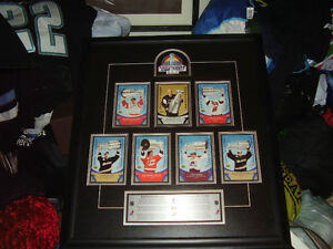 Bring Home The Stanley Cup Framed NHL Hockey Picture Rare Large