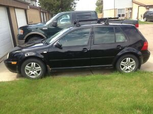 2001 VW golf 1.8 Turbo (gas)