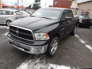2009 Dodge Power Ram 1500 SLT HEMI 5.7L Pickup Truck CERTIFIED !