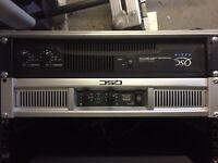 QSC GX5 amp