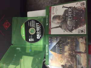 3 Xbox One games and Turtle Beach headset