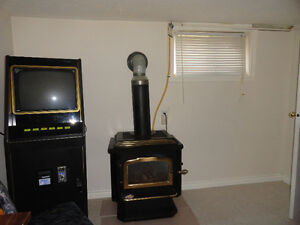 Free Standing Gas Stove