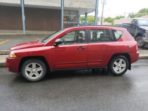 AS IS 2008 Jeep Compass Automatic