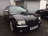 Chrysler 300c 3.0crd in for breaking / all parts available