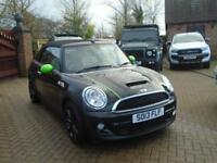 2013 13 Reg Mini 2.0TD ( Chili ) Cooper SD Convertible