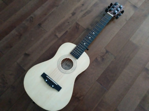 First Act Discovery Acoustic Guitar - $25