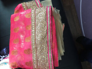 Indian sarees and suits for sale