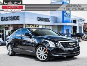 2016 Cadillac ATS Sedan   - $185.38 B/W