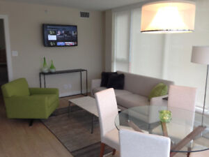 Fully Furnished, Like New Executive Condo