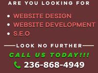 Web Design, WordPress, SEO, Social Media and Email Marketing