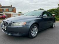 2007 Volvo S80 2.4 D5 SE 4dr Geartronic [185] SALOON Diesel Automatic
