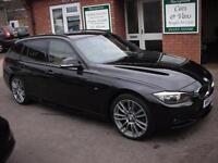 2013 BMW 3 SERIES 2.0 320d BluePerformance M Sport Touring 5dr start stop Auto