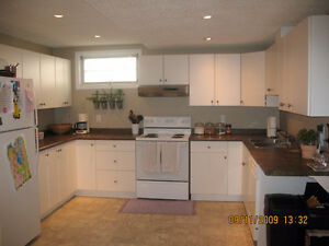 $825.  2 BDRM LOWER LEVEL SUITE OF HOUSE. OTTEWELL. GARAGE.