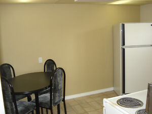 Perfect 1 bdrm suite for student or professional.