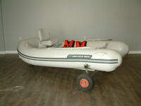 Walker Bay Inflatable 10 ft with 7.5 2 stroke Mercury outboard