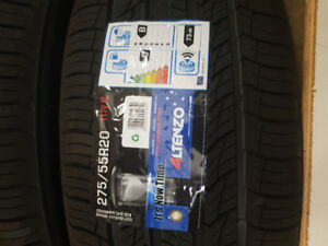 $135-275/55/20 NEW  Performance Tires free installation