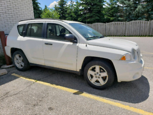 VERY NICE 2008 JEEP COMPASS 4CYLINDER 4X4 SUV!! PRICED TO SELL!!