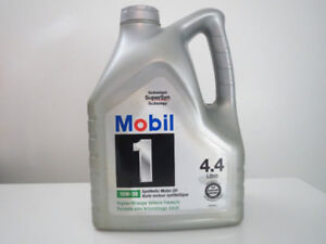 Mobil 1 Synthetic Motor Oil 10W-30 (4.4 Litre jug)
