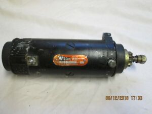"Wilson ""starter"" for 1974  mercury outboard"
