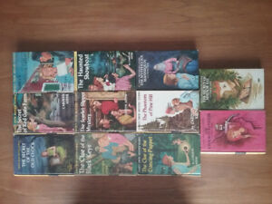 Old Nancy Drew Book Collection