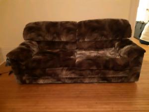 Free loveseat sofa